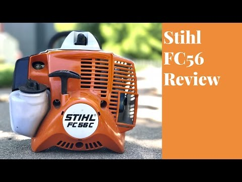 Stihl Fc 56 C  Edger Review