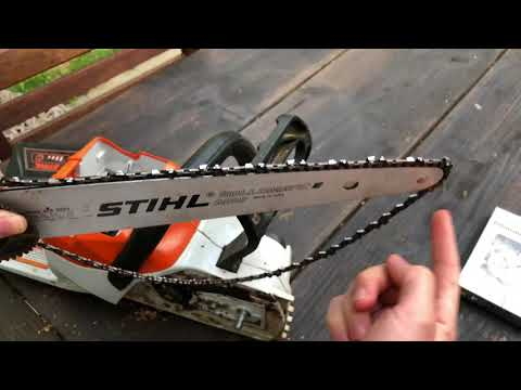 Maintenance Tips for Your STIHL MSA 120 C-BQ Chainsaw