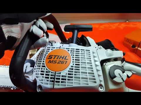 Pilarka Stihl MS 261 / Chainsaw Stihl MS 261