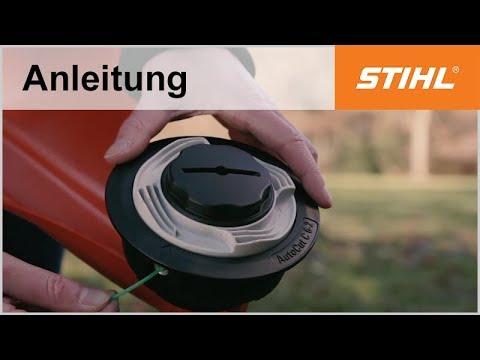 STIHL AutoCut C 6-2: Anleitung