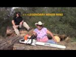 Stihl chainsaw review MS661c