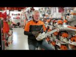 Stihl MS194T Top Handle Chainsaw Releas