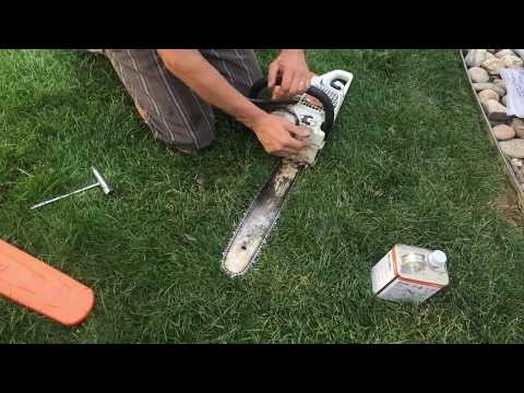 Tips On MS251 STIHL Chainsaw