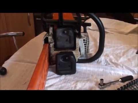Stihl Chainsaw Exhaust Repair MS230
