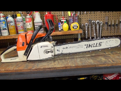 STIHL 036 CHAINSAW