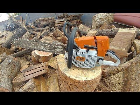 Stihl 440 chainsaw  huztl clone