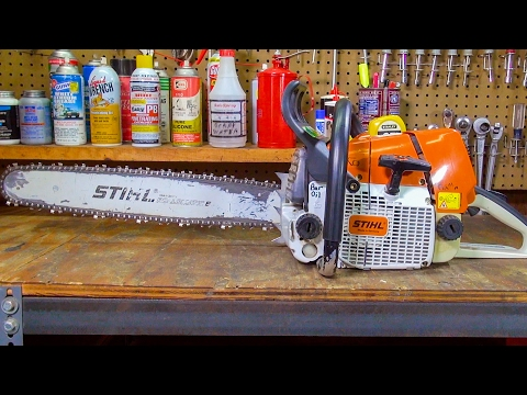 STIHL 046 CHAINSAW