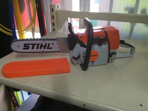 Stihl MS Chainsaw – Toy Chainsaw – Chainsaw Prank Toy