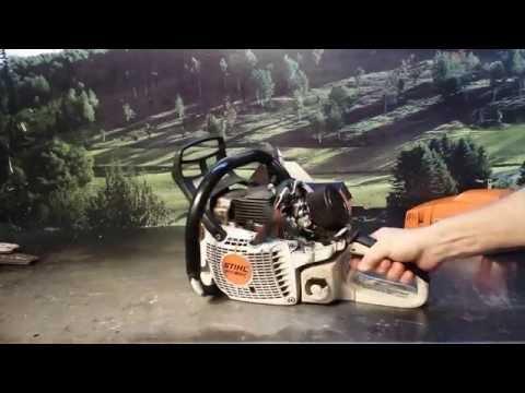The Chainsaw Guy shop talk Stihl MS 362 M-Tronic repair