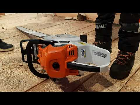 Stihl has a successor for the 880.