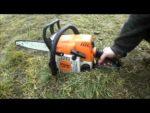 STIHL 170 D chainsaw / láncfűrész