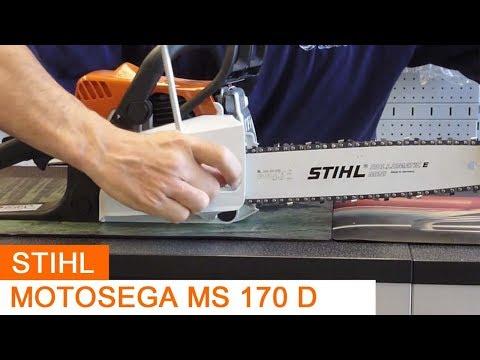 Motosega Stihl MS 170 D