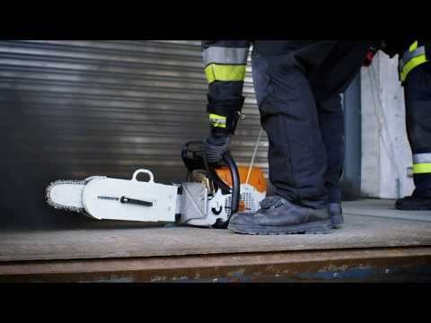 Tronçonneuse d'intervention MS 462 C M R STIHL