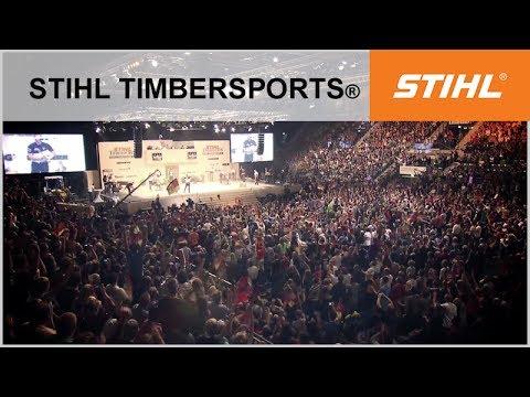 STIHL TIMBERSPORTS France 2013/014