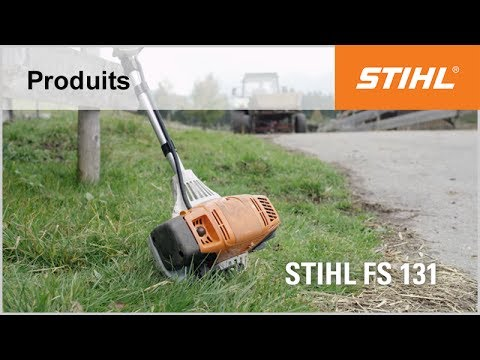La débroussailleuse FS 131 STIHL