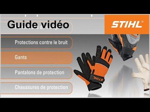 Équipement de protection individuelle – Coupe-bordures STIHL