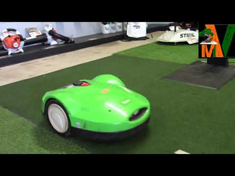 Entreprise VERA  : Location de robot tondeuse Stihl