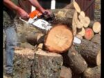 comparatif tronconneuse stihl ms 461 vs einhell 5045 chainsaw