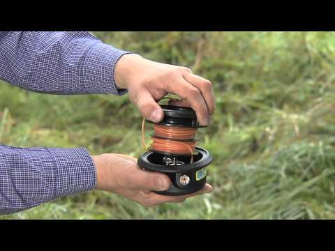 How to Replace Trimmer Line on a STIHL TrimCut™ 31-2
