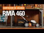 Cortador de grama a bateria STIHL RMA 460