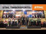 STIHL TIMBERSPORTS – Finale équipe du Championnat du Monde 2017