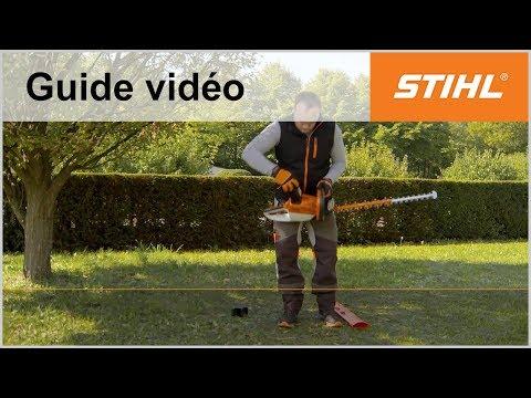 Vérifier le bon état de fonctionnement – Taille-haies batterie STIHL