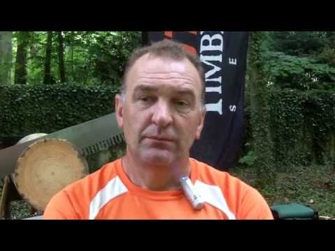 SecteurVert.com : Interview de Gilles GIGUET, quintuple champion de France Stihl Timbersports