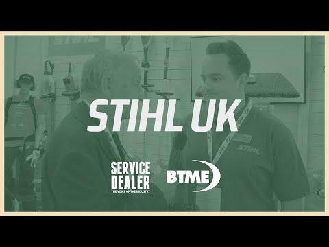 Service Dealer at BTME 2020: STIHL UK