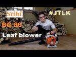 STIHL BG86 Handheld Blower Review