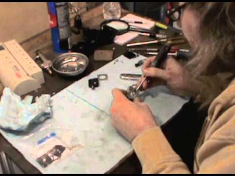 Stihl FS55-repair
