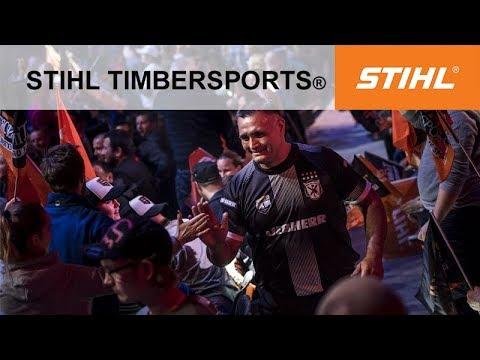 STIHL TIMBERSPORTS – Championnat du Monde individuel 2017