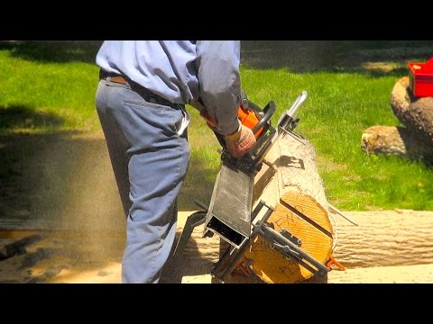STIHL CHAINSAW MILL 036