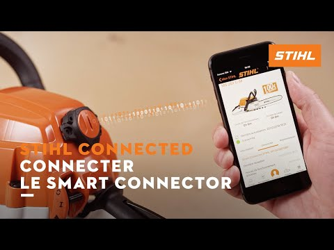 Connecter le Smart Connector (iOS) – STIHL connected