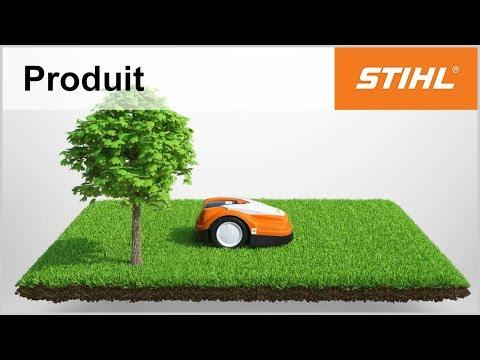 Quels sont les avantages d'une tondeuse robot iMOW® de STIHL?