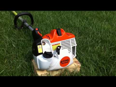 Stihl FS 70 RC-E String Trimmer Review