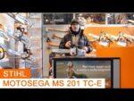 Motosega da Potatura Stihl MS 201 TC-E
