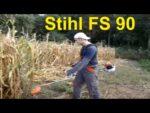 Stihl FS 90 Cutting