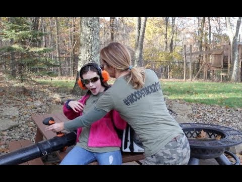 #277 STIHL BR 800 and 87lb Daughter? Backpack Blower
