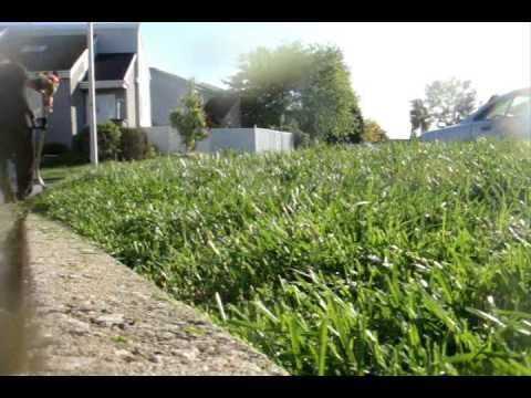 Lawnboy 8243AE, Stihl FS38 and BG 55 in Action – Tall Grass