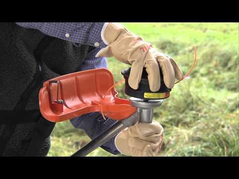 Kako se postavlja i menja nož na STIHL trimeru – AutoCut C 25-2