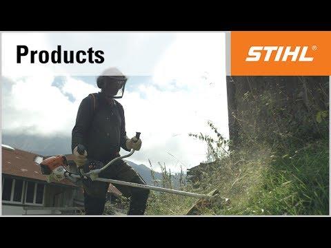 The STIHL FS 131 brushcutter