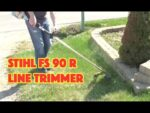 Stihl FS 90 R Line Trimmer Review