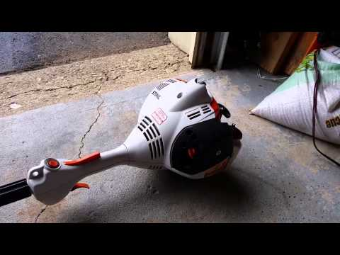 STIHL FS 56 RC TRIMMER, ONE YEAR REVIEW