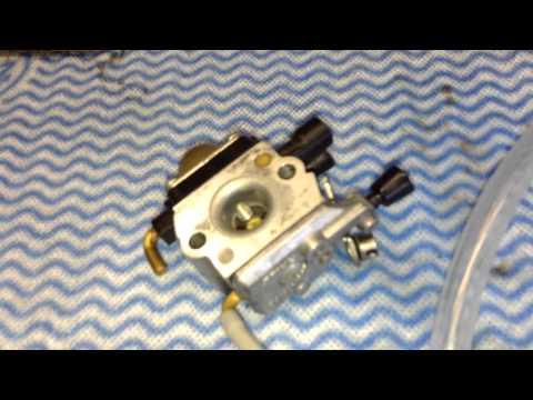 Stihl FS85 carburettor problem