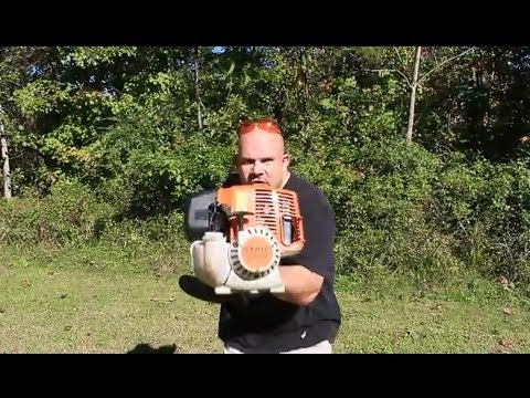 Review on Stihl FS 130R Trimmer