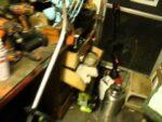 Stihl FS 45 end shaft bearing fix