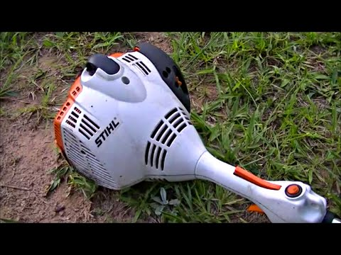 STIHL FS 56 RC Weed Trimmer (Heavy Use Review)