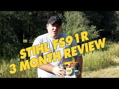 STIHL FS91R | WATCH BEFORE BUYING | 3 MONTH REVIEW