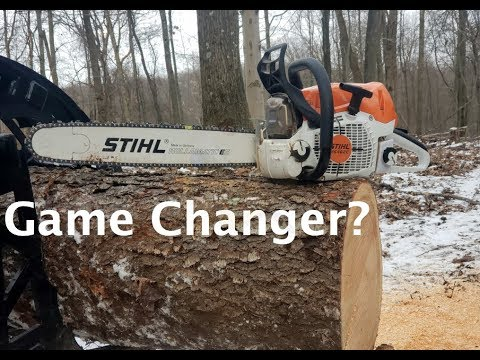 #358 GAME CHANGER! STIHL MS 462 C M 13lbs and 72cc!