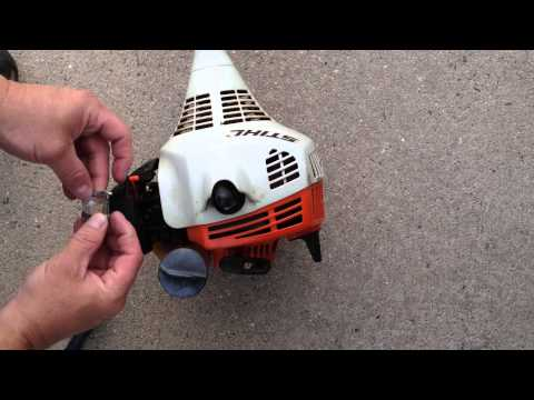 Stihl FS55 Primer Bulb Replacement  – How to Replace a Stihl FS45/FS55/FS65 Trimmer Primer Bulb